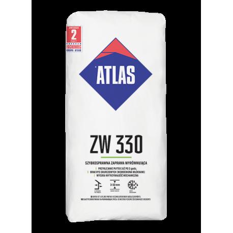 ATLAS ZAPRAWA WYRÓWNUJACA ZW 330 25 KG 3-30MM 1,5KG/M2