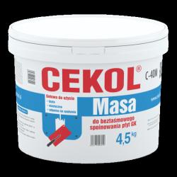 MASA DO SPOINOWANIA PŁYT GK CEKOL C40 M 4,5KG