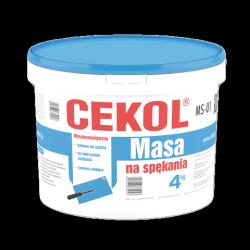 ELASTYCZNA MASA NA SPĘKANIA CEKOL MS-01 1,5 KG