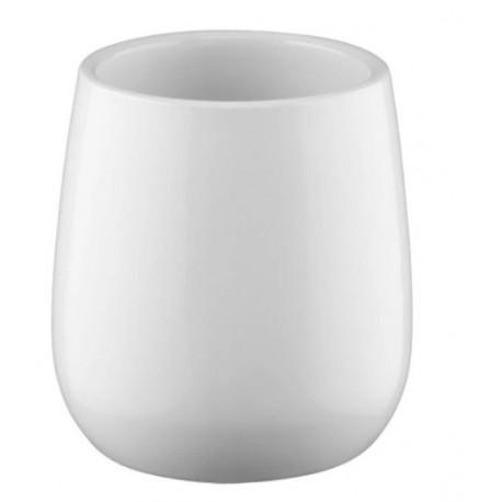 Kubek łazienkowy Beverly biały Galicja 23505