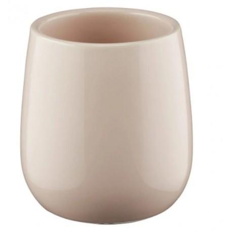 Kubek łazienkowy Beverly różowy Galicja 23505