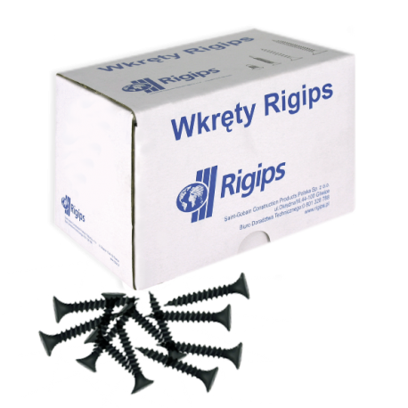 RIGIPS Wkręty TB 3,5x45 mm/ 500