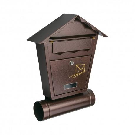 METRO Skrzynka na listy domek z tuba ant