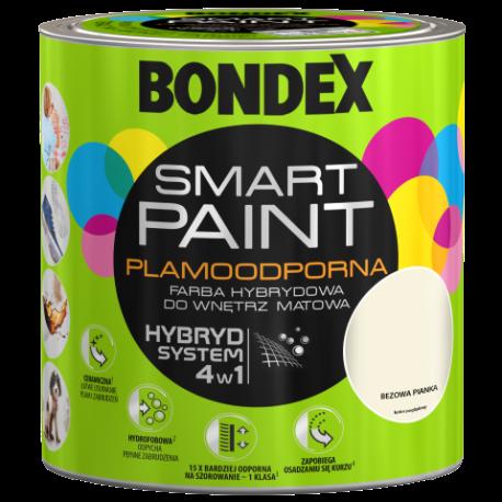 BONDEX SMART PAINT BEŻOWA PIANKA 2,5L