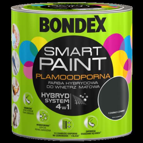 BONDEX SMART PAINT CZARNO CZARNY 2,5L