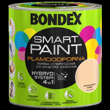 BONDEX SMART PAINT GREJPFR.SORBET 2,5L