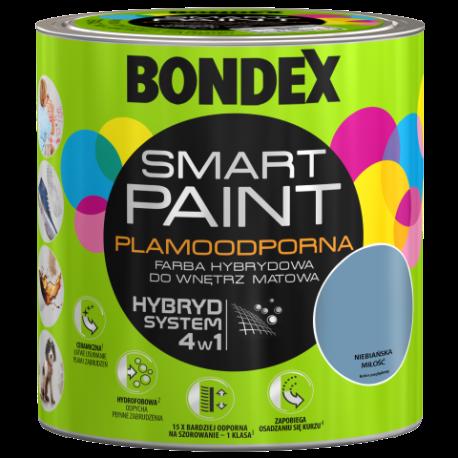 BONDEX SMART PAINT NIEBIAŃSKA MIŁOŚĆ 2,5L