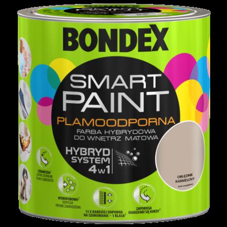 BONDEX SMART PAINT OBŁĘ˜DNIE KARMELOWY 2,5L