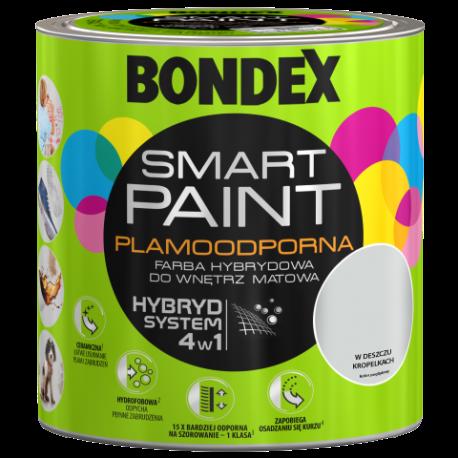 BONDEX SMART PAINT W DESZCZU KROPELKACH 2,5L