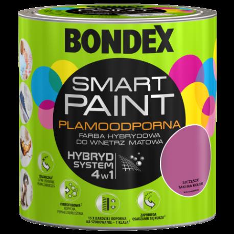 BONDEX SMART PAINT SZCZĘŚCIE TAKI MA KOL OR 2,5L