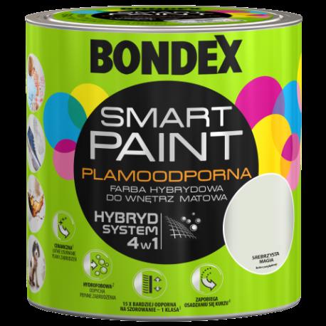 BONDEX SMART PAINT SREBRZYSTA MAGIA 2,5L