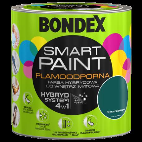 BONDEX SMART PAINT PIʘKNA ESMERALDA 2,5L