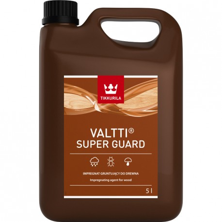 TIKKURILA VALTTI SUPER GUARD 5