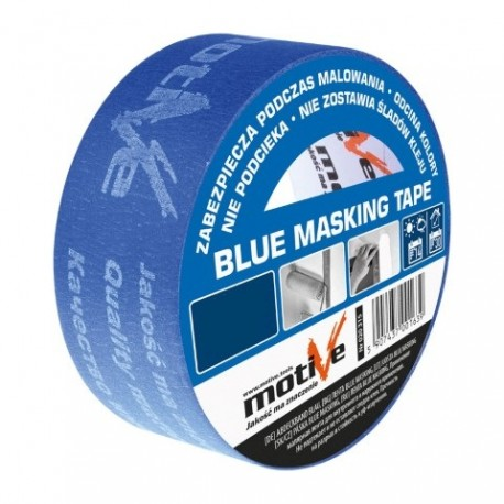 INTER-S TAŚMA BLUE MASKING TAPE 30mm/50m