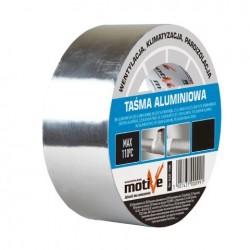 TAŚMA ALUMINIOWA 48mm x 25M MOTIVE MAX 110'C INTER-S