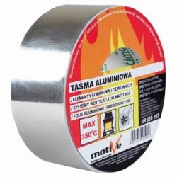 TAŚMA ALUMINIOWA 50mm/25m HT 350'C MOTIVE INTER-S