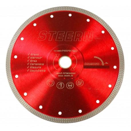STEERN CERAMIC PERFECT 180X1.8/25,4mm DIAMENT