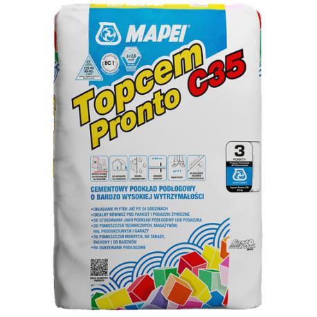MAPEI TOPCEM PRONTO C35 25 KG