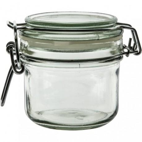 BROWIN Słój hermetyczny 200 ml z klipsem