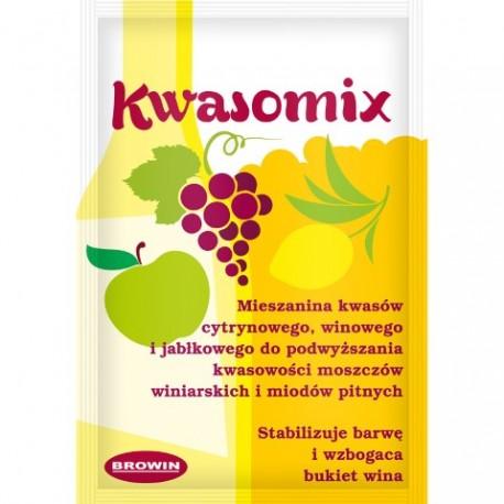 BROWIN Regulator kwasowości moszczu i wi na 10 G
