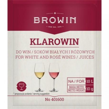 BROWIN Klarowin [do klarowania wina]