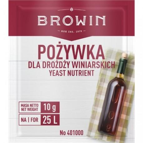 BROWIN Pożywka do wina