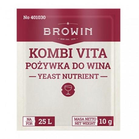 BROWIN POŻYWKA DO WINA KOMBI VITA-10G