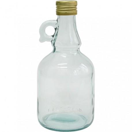 BROWIN butelka Gallone z uszkiem i zakrę tką pojemność 0,5Lt
