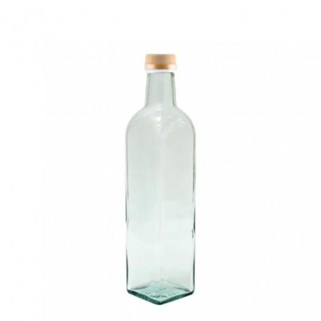 "BROWIN Butelka szklana ""Marasca"" 0,5l"