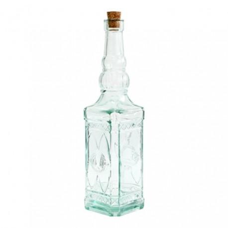 "BROWIN Butelka szklana ""Wieża"" 0,75 L"
