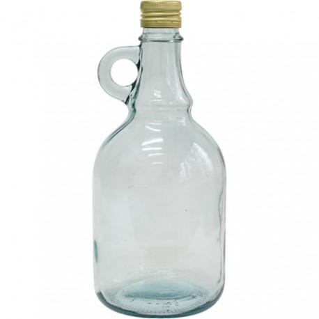 BROWIN butelka Gallone z uszkiem i zakrę tką pojemność 1 Lt
