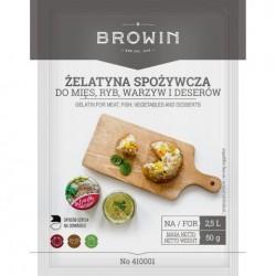 Żelatyna spożywcza 50g BROWIN