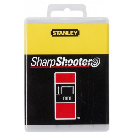 """STANLEY Zszywka A 6mm/1/4"""" LD 1,000szt Typ A 5/53/530"""