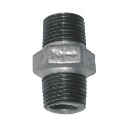 INVENA Nypel 280, typ N8 (złączka wkrętna) gwint z/z 1''