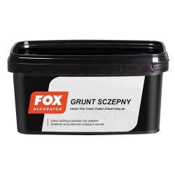 Grunt sczepny do scian i sufitów FOX 1 kg