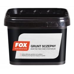 Grunt sczepny do ścian i sufitów FOX 3 kg