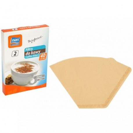 RAVI Filtry do kawy 2N