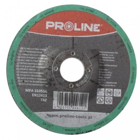 PROFIX TARCZA DO CIĘCIA KAMIENIA WYP. T4 2, 115x3.0x22C30R PROLINE
