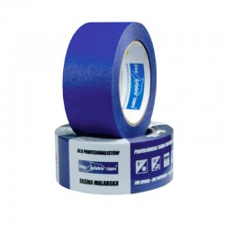 TAŚMA OCHRONNA Malarska 30x50mm niebieska BLUE DOLPHIN