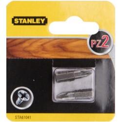 KOŃCÓWKI WKRĘTARSKIE BITY PZ2/25SZT STANLEY
