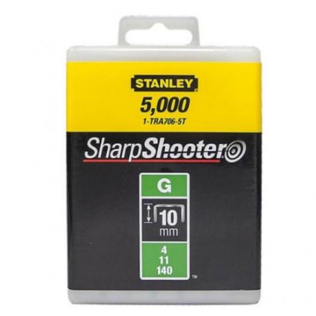 """$STANLEY Zszywka G 10mm/3/8"""" HD 5,000sz t Typ G 4/11/140"""