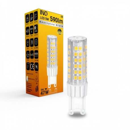 INQ Lampa GU9 led 7TOWER 560LM 4000K