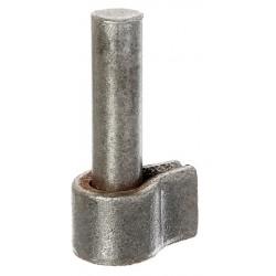 Skobel stalowy do przyspawania 13 mm GAH