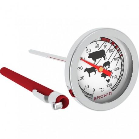 BROWIN Termometr do pieczenia mięs 0°C + 120°C