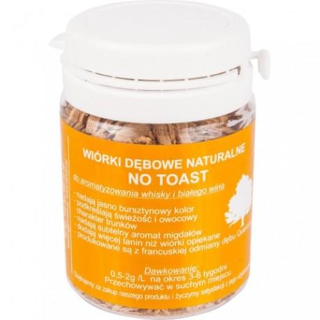 BROWIN Wiórki dębowe naturalne (nieopiek ane) 20g