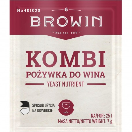 BROWIN Pożywka KOMBI