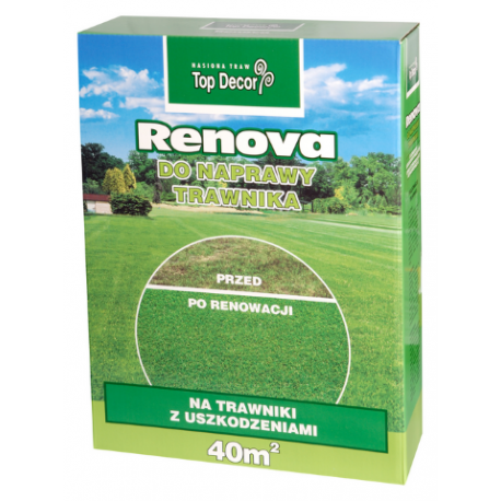 FLORALAND RENOVA - mieszanka renowacyjna , opakowanie 1,0 kg - pudełko