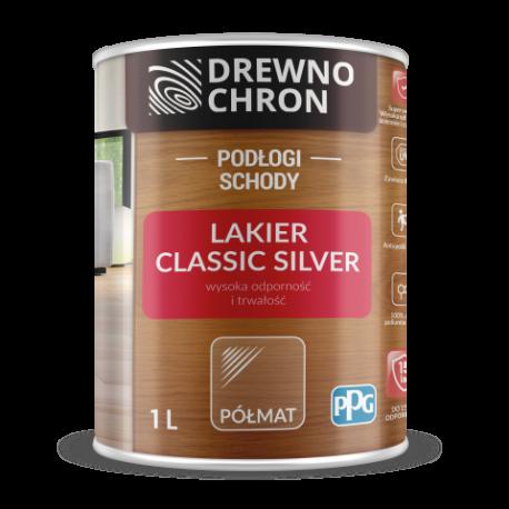 DREWNOCHRON *W*CLASSIC SILVER półmat 1,0 L