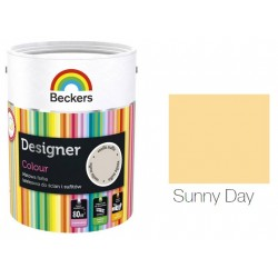 BECKERS DESIGNER COLOUR SUNNY DAY 5L WOD