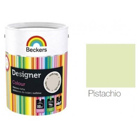 BECKERS DESIGNER COLOUR PISTACHIO 5L WOD